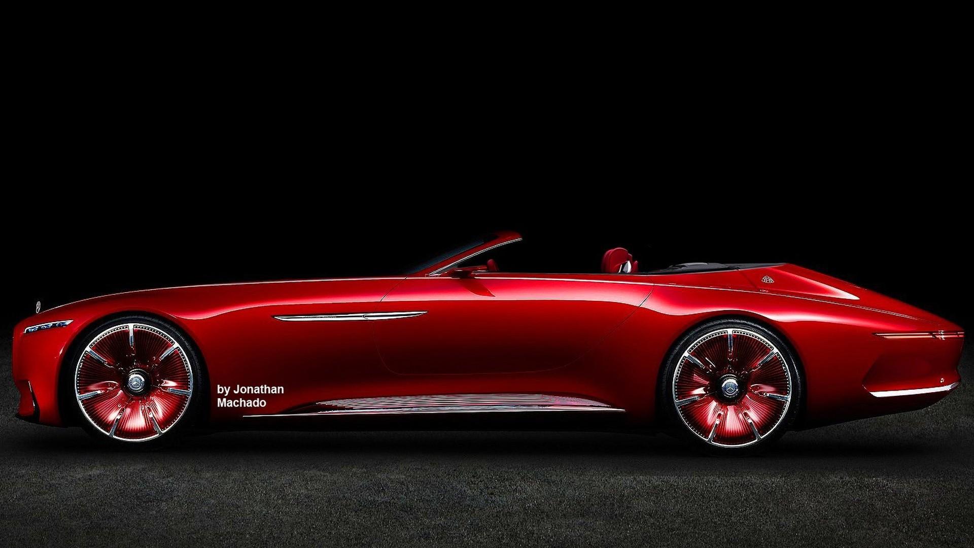 mb-exotenforum - sonderkarossen/umbauten/tuning - neue maybach-coupé
