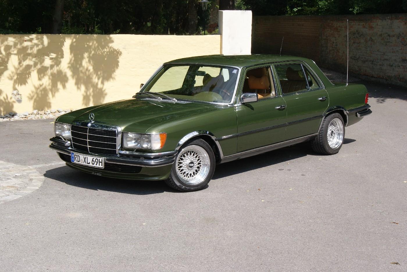 Mercedes Benz 450sel 6.9 w116
