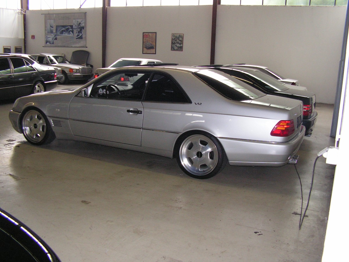 1996 mercedes benz s600 coupe for 1996 mercedes benz s600