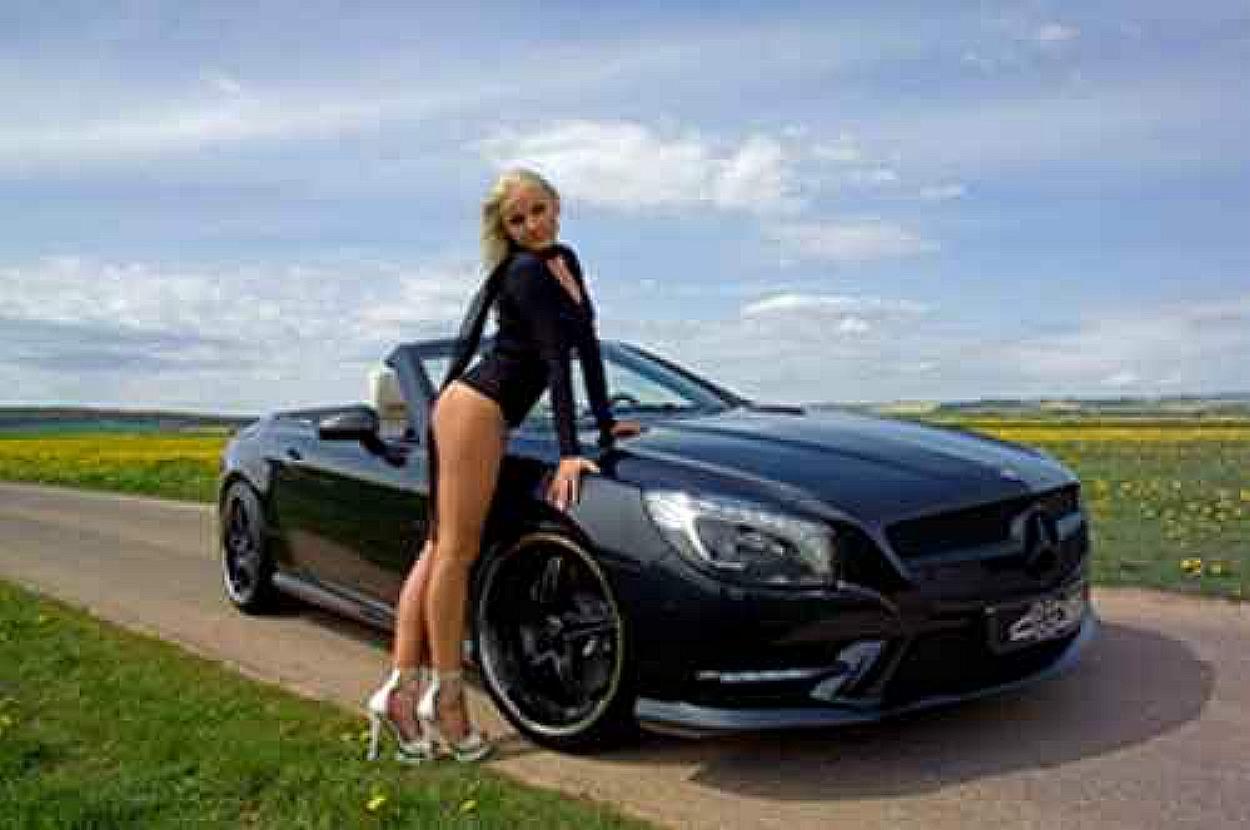 Mercedes Benz Sl On Ebay