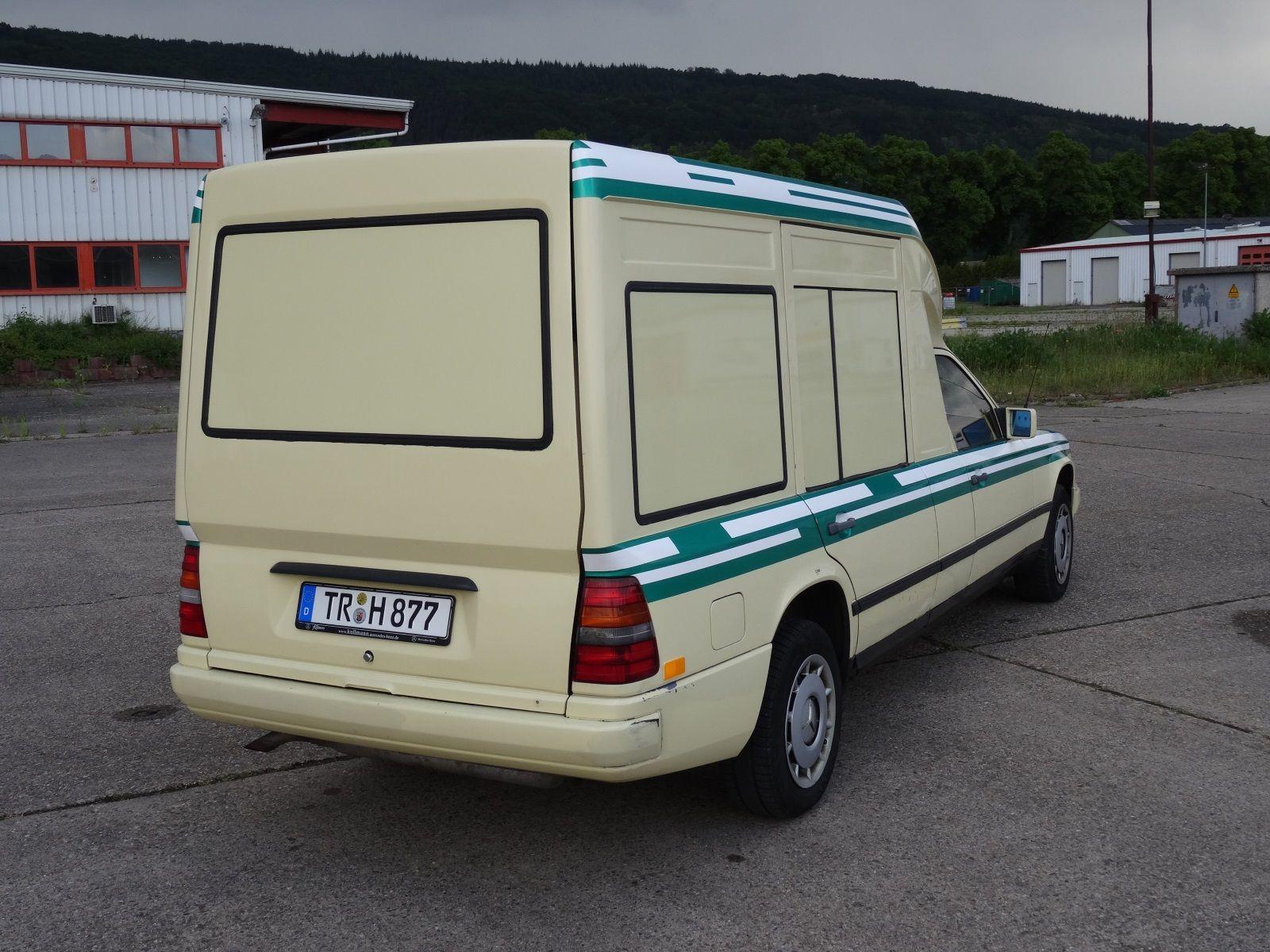 mercedes krankenwagen gebraucht