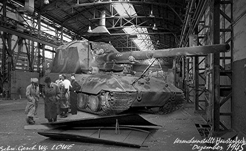 What the hell is this Waffentrager E-100 - Tank Destroyers ...