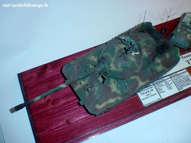 Немецкий танк Е-90 «Тигр III» (Tiger III).Германия